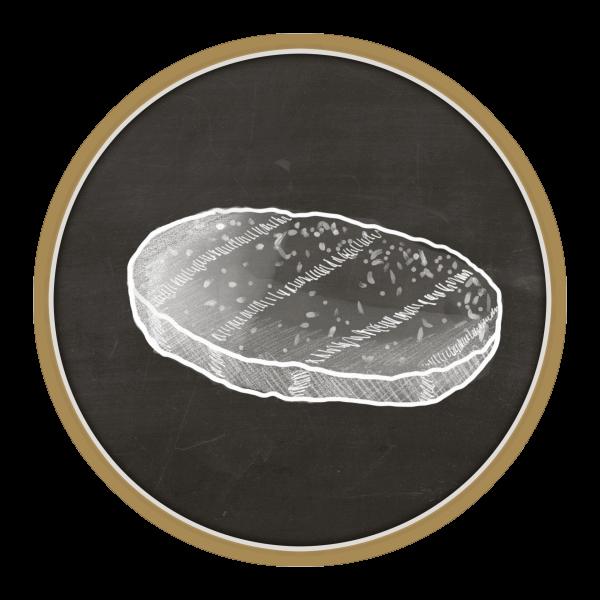 Hamburger Classico al piatto